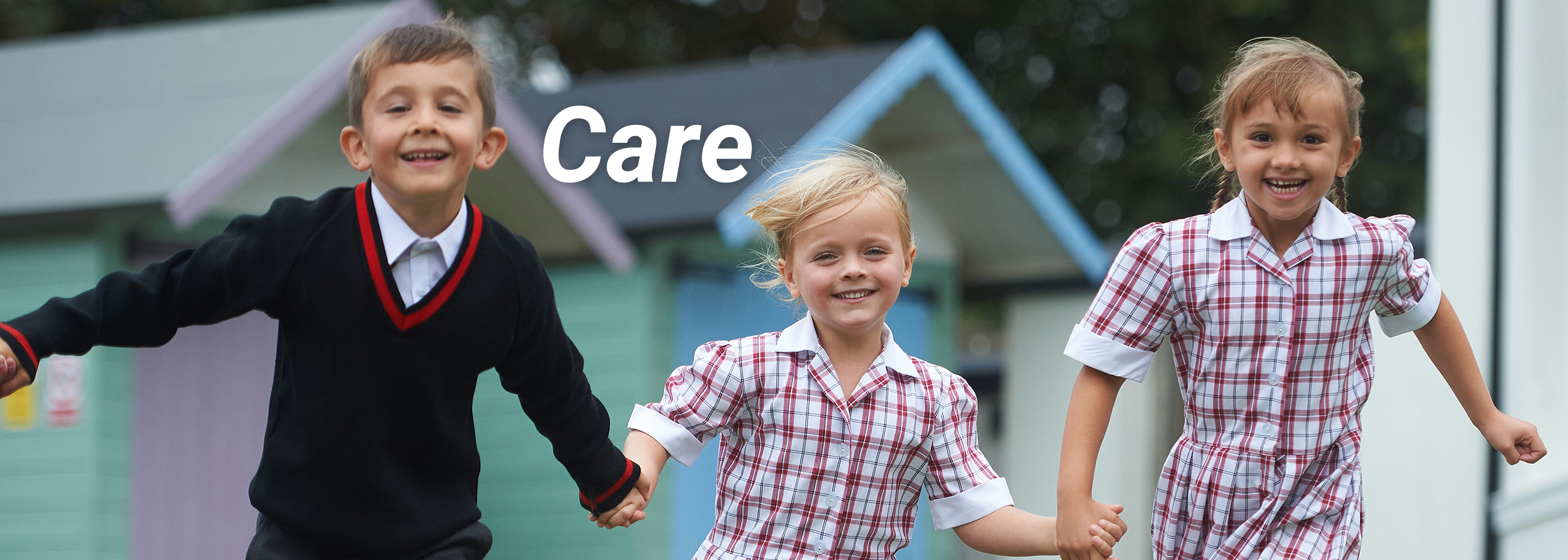 Care (text in image)